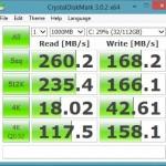 V300 / sata2 / random data